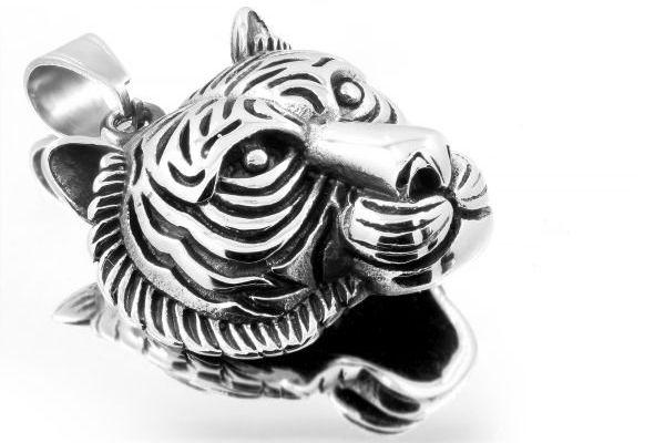 stainless steel pendant head